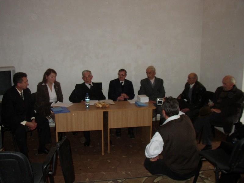 2006. november 17. Málenykij robot és a kárpátaljai magyarság -- tudkonferencia