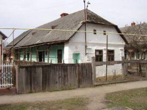 A nagyberegi tájház 2002-ben