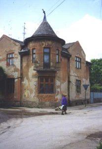Apáczai Tanári Vendégház 2000-ben