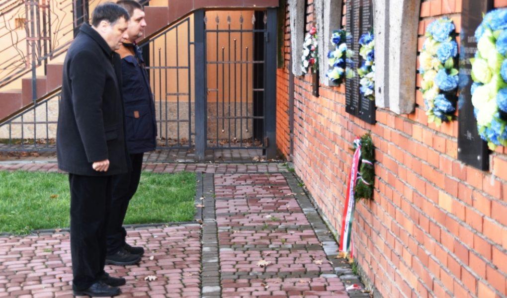 Szakmai kirándulás a kommunizmus magyar áldozatainak emlékére