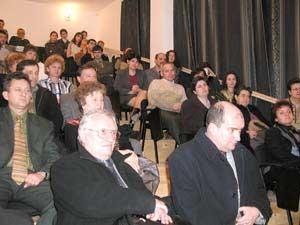 A Filmklub ünnepélyes átadása