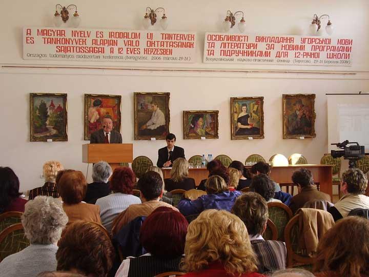 Nyelvészeti Konferencián