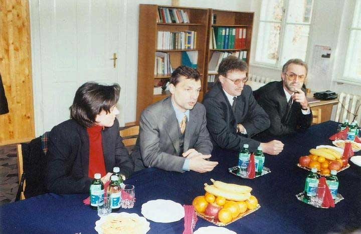 Orbán Viktor miniszterelnök látogatása, 2000