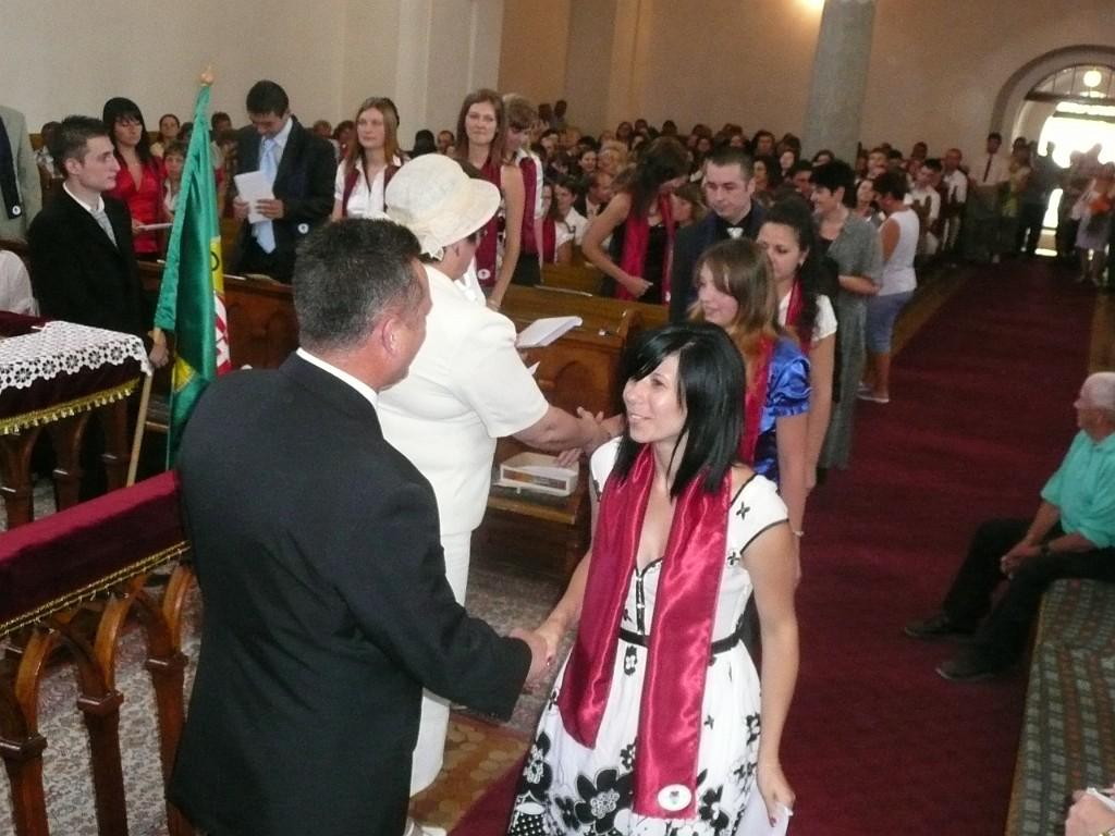 Diplomaátadó ünnepség