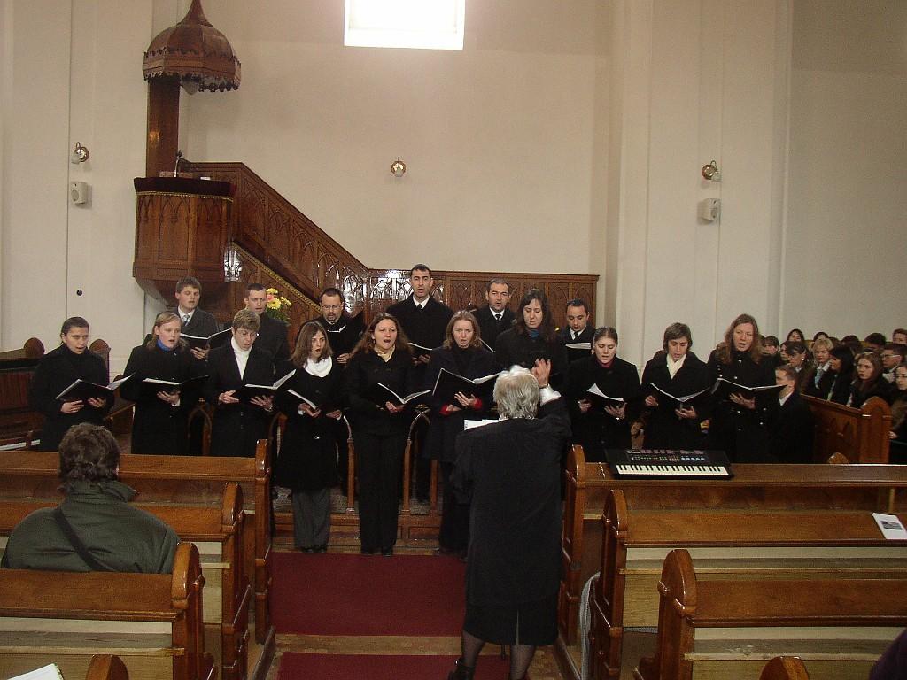 IV. International Meeting of Choirs of higher educational establishments