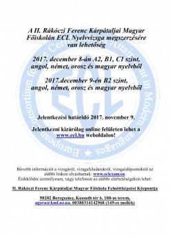 ECL_plakát december