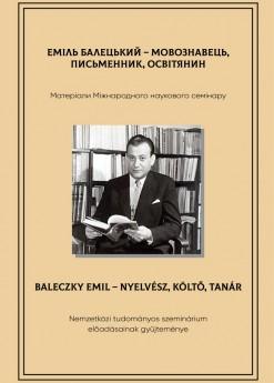 Baleczky Emil – nyelvész, költő, tanár