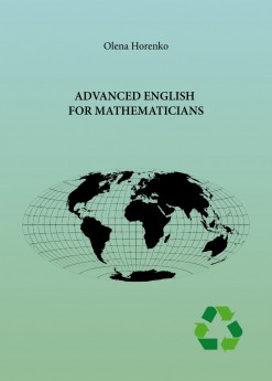 Advanced English for Mathematicians – Textbook – Third, extended edition